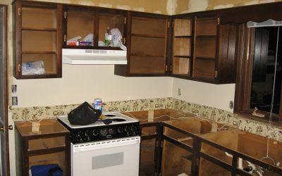 Kitchen tips to determine Kitchen Cabinets installation height